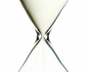 tijd over of tekort