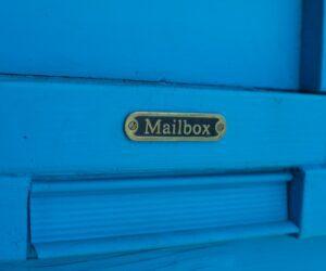 Houd de brievenbus in de gaten!
